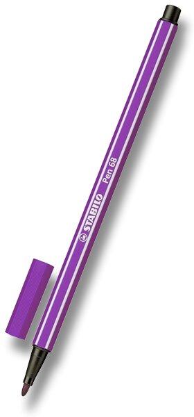 Fix Stabilo Pen 68 lila