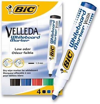 Obrázek produktu Popisovač Bic Whiteboard 1701 - sada 4 barev