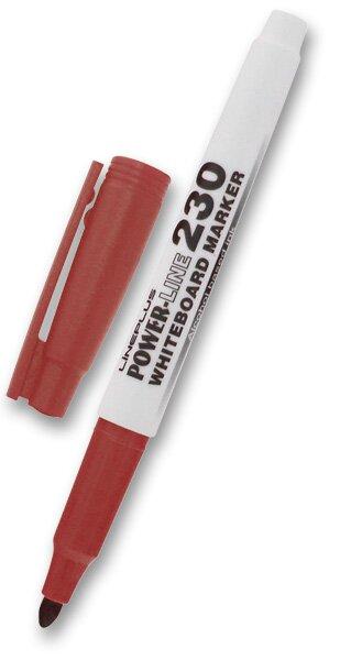 Popisovač na bílé tabule Power 230 červený