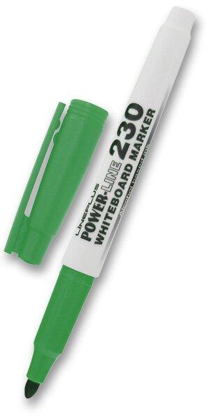Popisovač na bílé tabule Power 230 zelený