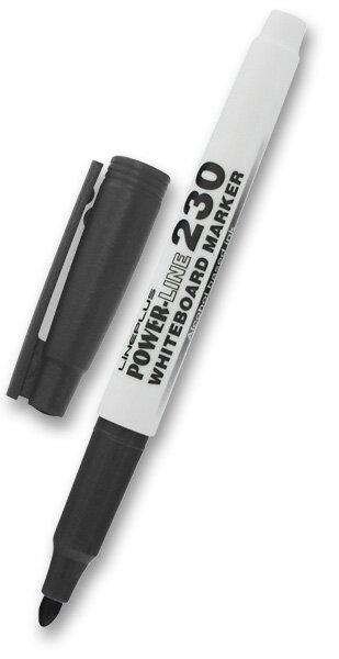 Popisovač na bílé tabule Power 230 černý