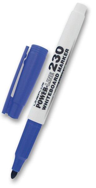Popisovač na bílé tabule Power 230 modrý