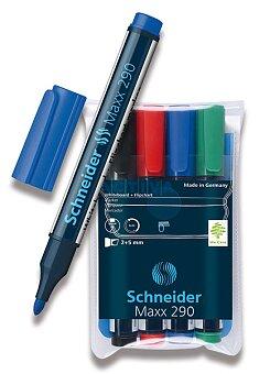 Obrázek produktu Popisovač Schneider Maxx 290 - sada 4 barev