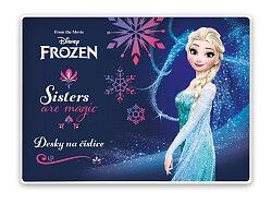 Desky na číslice Frozen