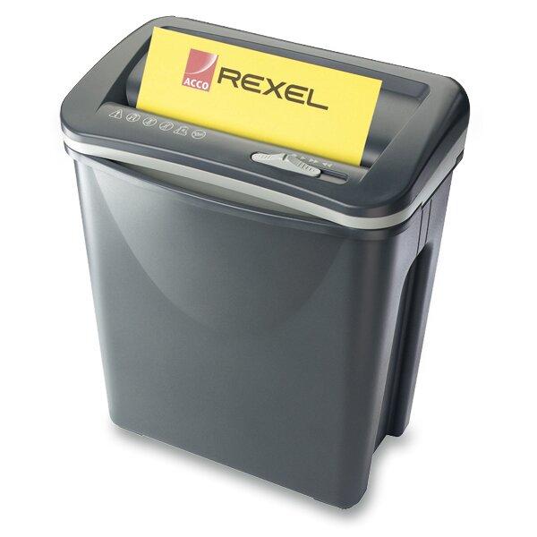 Skartovací stroj Rexel V 30 WS proužek 6 mm