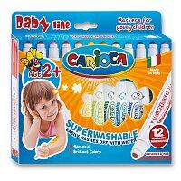 Dětské fixy Carioca Super Baby