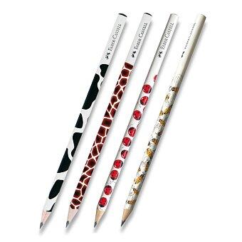 Obrázek produktu Tužka Faber-Castell Graphite Motif Pencil - tvrdost B (číslo 1), výběr motivů