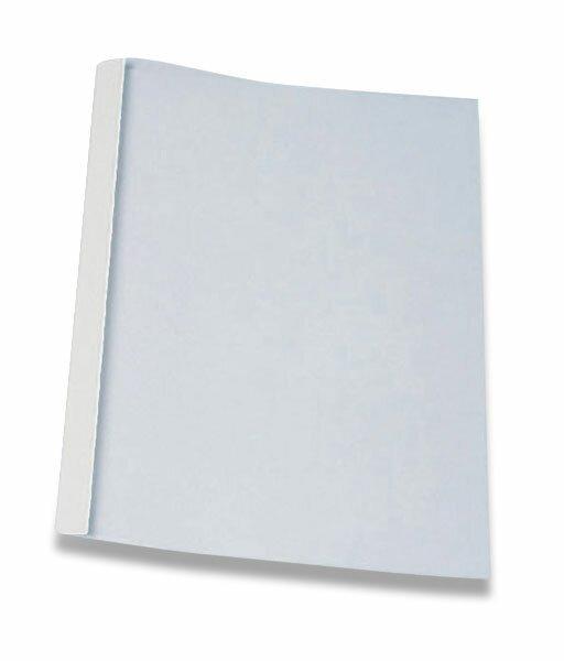 Bílé desky pro termovazbu 12 mm, max. 90 listů, 80 ks