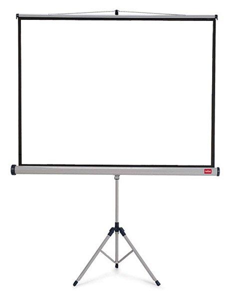 Projekční plátno Nobo se stativem 200 x 151,3 cm