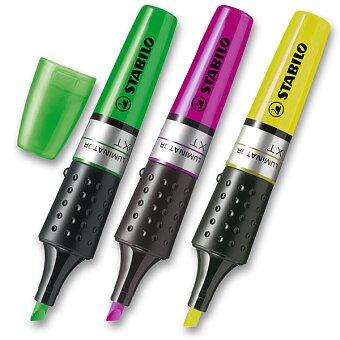 Obrázek produktu Zvýrazňovač Stabilo Luminator - výběr barev