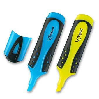 Obrázek produktu Zvýrazňovač Maped Fluo Peps Soft - výběr barev