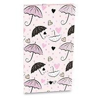 Týdenní diář kapesní Deštníky