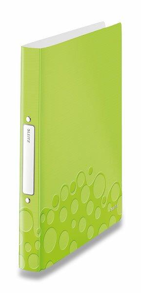 2kroužkový pořadač Wow zelený