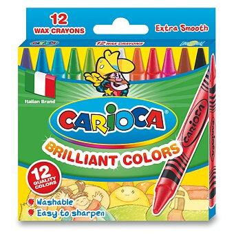 Obrázek produktu Voskovky Carioca Wax Crayon - 12 barev
