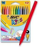 Plastové pastely Bic Kids Plastidecor