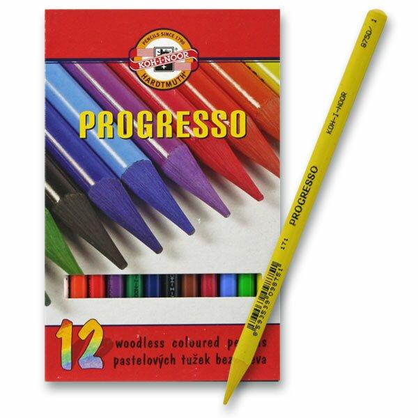 Pastelky Koh-i-noor Progresso 8755 12 barev