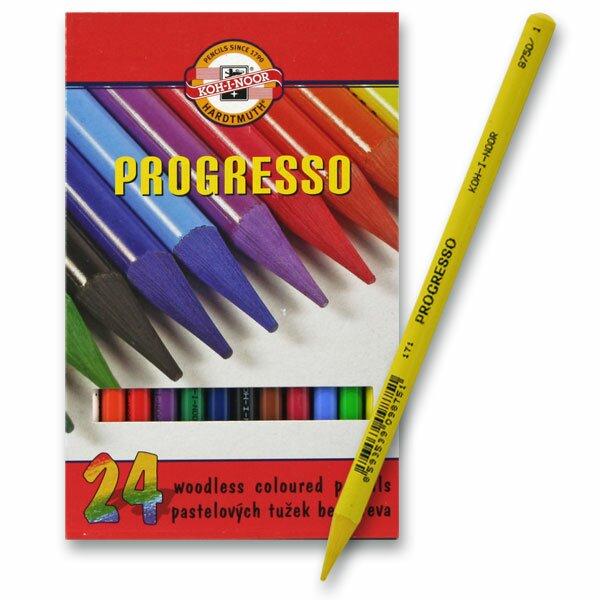 Pastelky Koh-i-noor Progresso 8755 24 barev