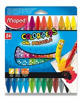 Olejové pastely Maped Color'Peps Oil Pastels
