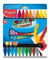 Olejové pastely Maped Color'Peps Oil Pastels
