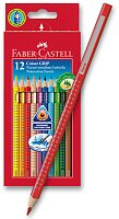 Pastelky Faber-Castell Colour Grip 2011