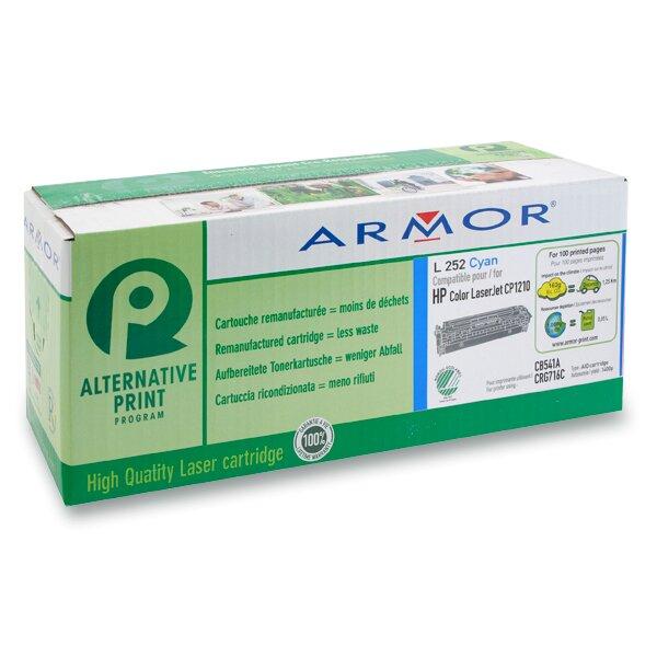Toner Armor CB541A pro laserové barevné tiskárny cyan (modrá)