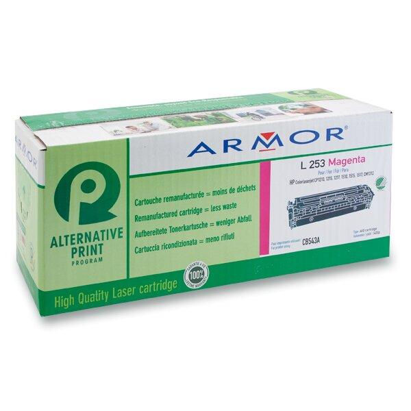 Toner Armor CB543A pro laserové barevné tiskárny magenta (červená)