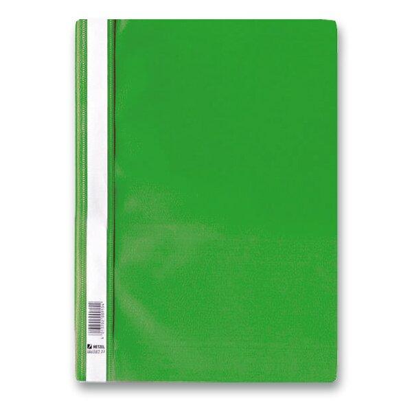 Rychlovazač PP - A4 zelený
