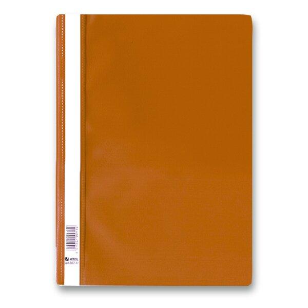 Rychlovazač PP - A4 oranžový