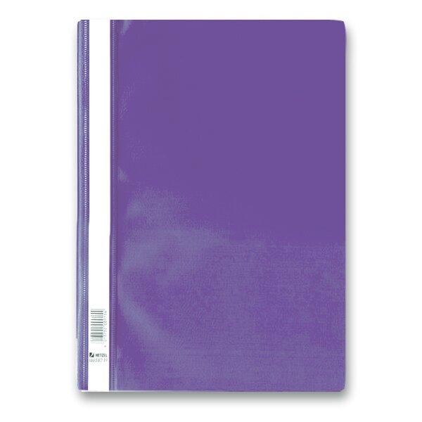 Rychlovazač PP - A4 fialový