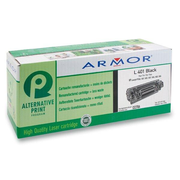 Toner Armor CE278A pro laserové tiskárny black (černá)