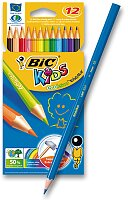 Pastelky Bic Kids Evolution