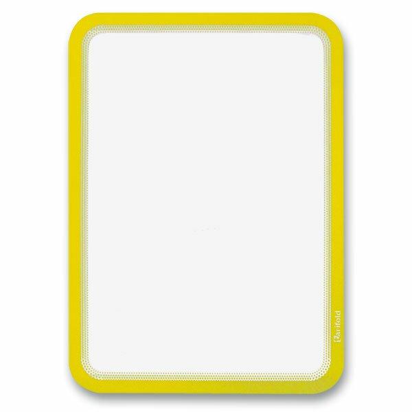 Magnetická kapsa s rychlým magnet. zavíráním Tarifold Magneto žlutá