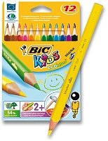 Pastelky Bic Kids Evolution Triangle