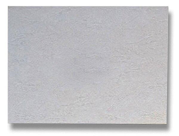 Barevná zadní strana pro kroužkový vazač A4 Ibiston bílá
