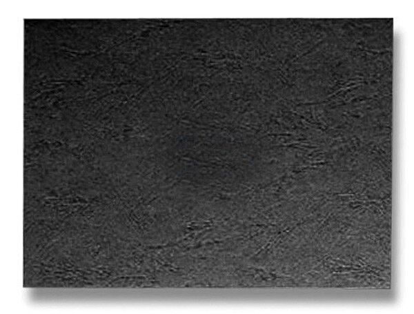 Barevná zadní strana pro kroužkový vazač A4 Ibiston černá