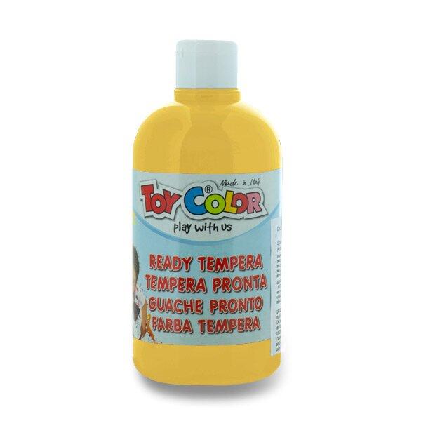 Temperová barva Ready Tempera - 500 ml žlutá