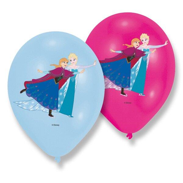 Nafukovací balónky Frozen 6 ks
