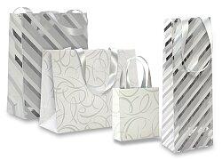 Dárková taška Premium White