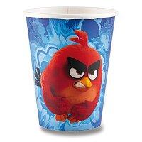 Papírové kelímky Angry Birds Movie