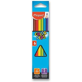 Obrázek produktu Pastelky Maped Color'Peps - 6 barev