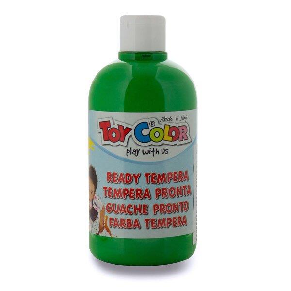 Temperová barva Ready Tempera - 500 ml zelená