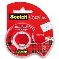 Samolepicí páska 3M Scotch Crystal