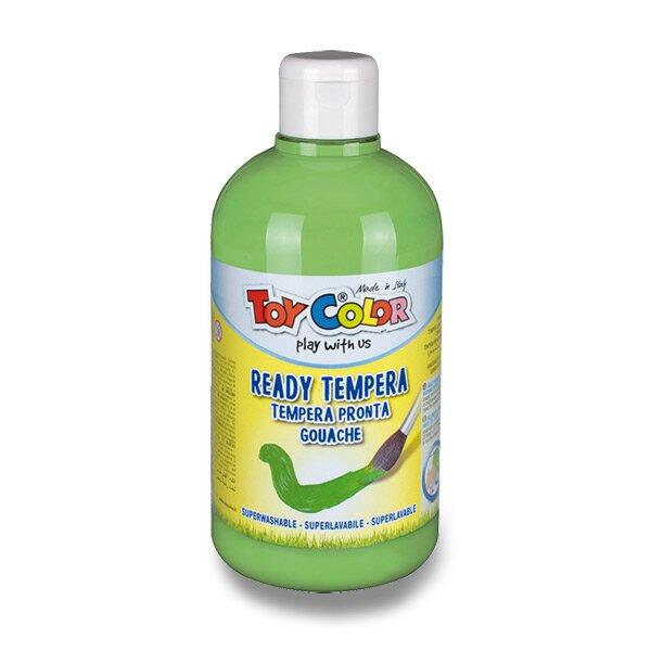 Temperová barva Ready Tempera - 500 ml světle zelená
