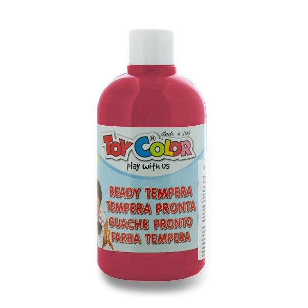 Temperová barva Ready Tempera - 500 ml malinová