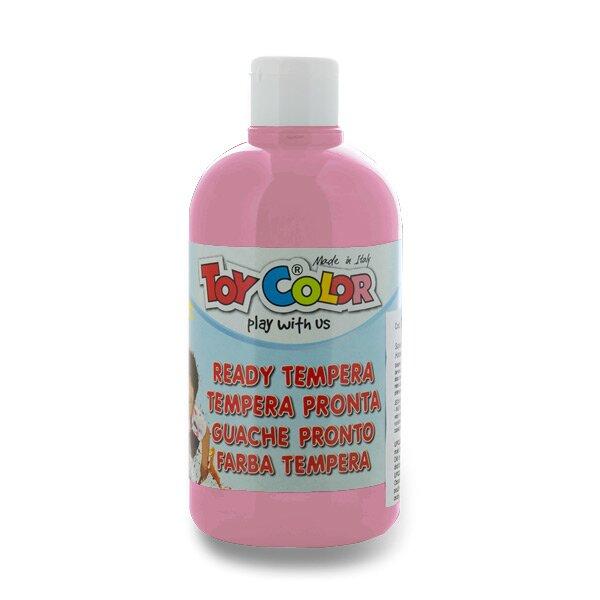 Temperová barva Ready Tempera - 500 ml růžová