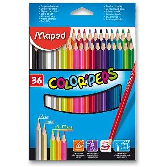 Obrázek produktu Pastelky Maped Color'Peps - 36 barev