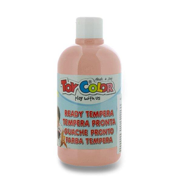 Temperová barva Ready Tempera - 500 ml světle růžová