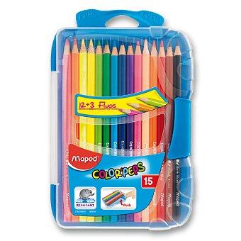Obrázek produktu Pastelky Maped Color'Peps Smart Box - 15 barev