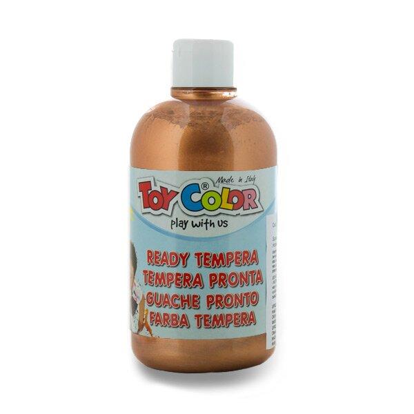 Temperová barva Ready Tempera - 500 ml bronzová