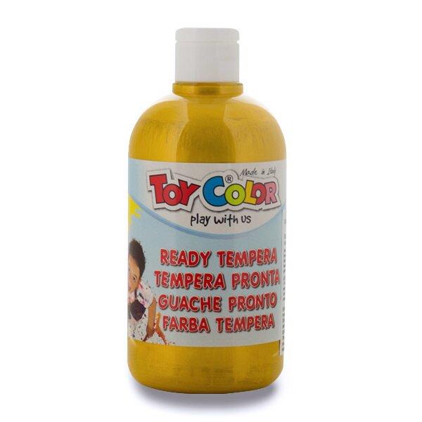 Temperová barva Ready Tempera - 500 ml zlatá